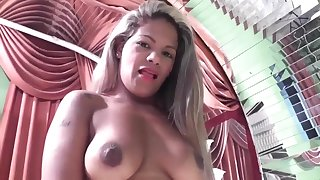 Latina horny MILF eternal carnal knowledge video