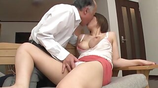 Venerable defy fucks busty Japanese inclusive in crazy XXX scenes