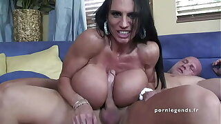 Lisa Lipps Has A Careful Pair Of Monster Tits !