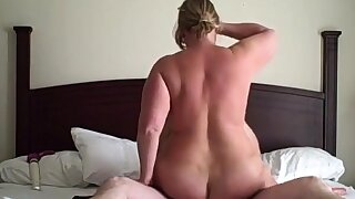 Mature Broad in the beam Ass Aunt hardcore fuck