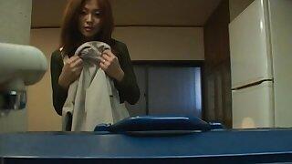 Late abstruse video be fitting of naughty Japanese MILF Karen Hayashi giving head