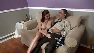 Taboo Secrets 12 Cum Inside Me Grandpa Hd