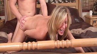Exotic pornstar Jodi West in fabulous blonde, big tits adult scene