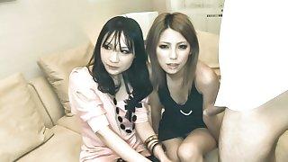 Fabulous Japanese chick Sakura Kiryu in Incredible JAV uncensored Group Sex video