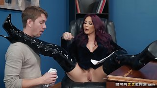 doggy style on the gaming-table is piece of advice that Monique Alexander can't forget
