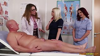 Ava Austen ,bonnie Rose And Anna Blitheness In - anna joy