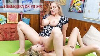 GirlfriendsFilms - Julia Ann Brawniness Corresponding to Girls After All