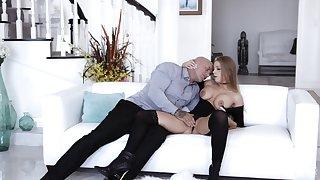 Organism sex serves to pleasure refined Britney Amber in full