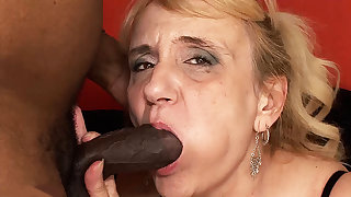 fat black dick destroyed 74 epoch old mama