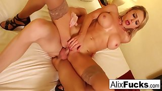 Alix Spends A Few Hours With Ryan In The Hotel Room